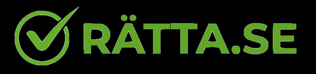 RÄTTA.SE Logotype